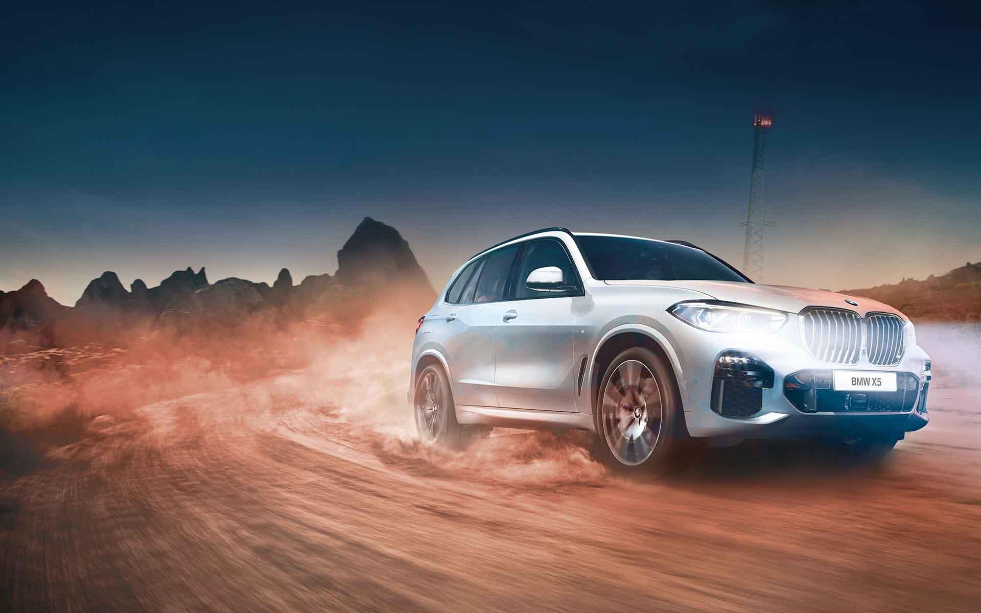 The BMW X5