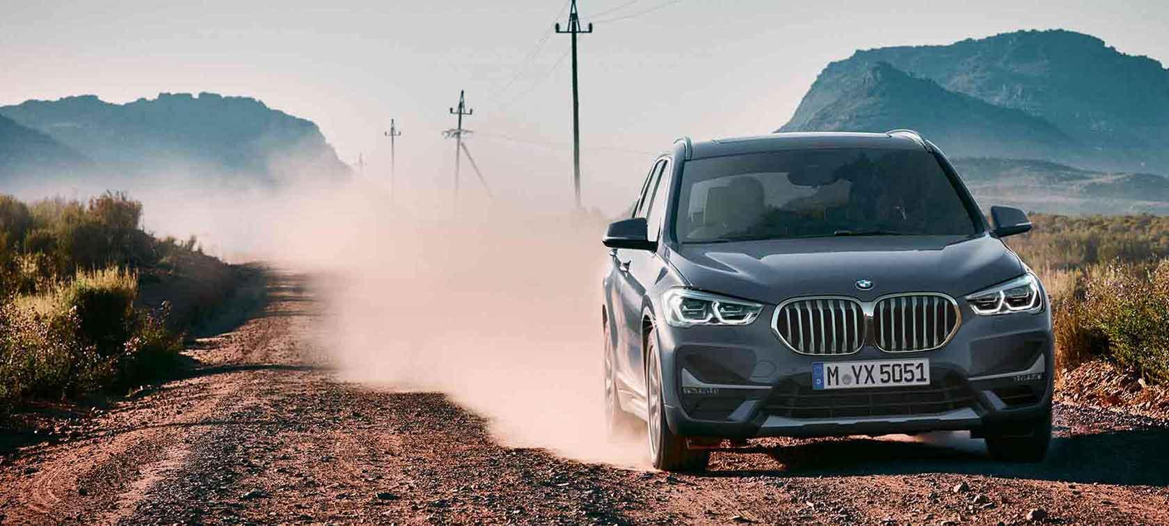 THE BMW X1