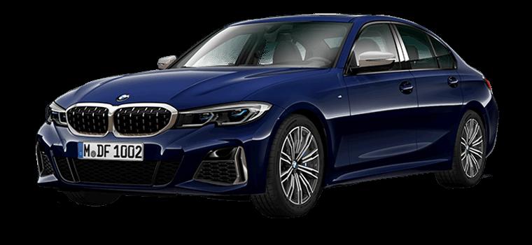 The BMW M340i